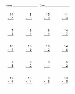 Interactive worksheet Matematica 2do