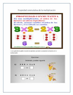 Interactive worksheet Matematica