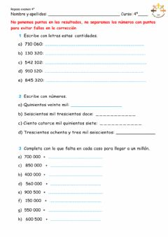 Interactive worksheet Repaso examen 1
