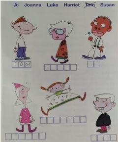 Interactive worksheet Frankenstein at school