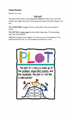 Interactive worksheet Plot of a story