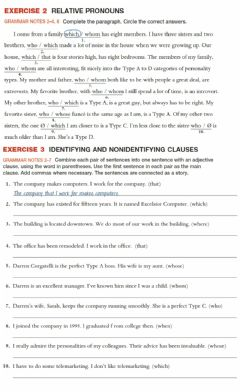Interactive worksheet AG2 unit 14 ex2 and 3