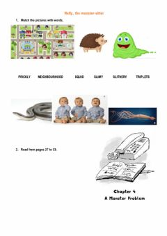 Interactive worksheet Nelly, CH 4, part 1
