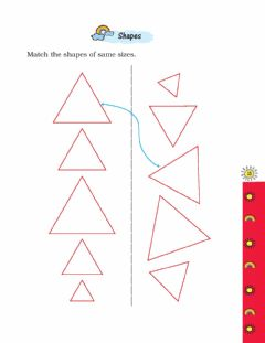 Interactive worksheet Shapes and space part-7