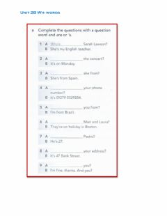 Interactive worksheet Wh-words