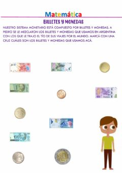 Interactive worksheet Nuestro sistema monetario