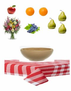 Interactive worksheet Let's Try A Still Life