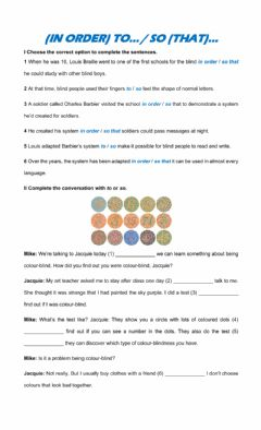 Interactive worksheet In order to - so that
