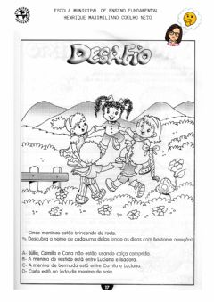 Interactive worksheet Desafio