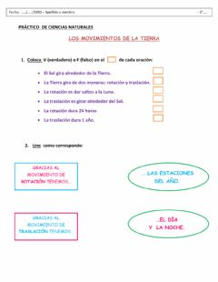 Interactive worksheet Practico ciencias naturales