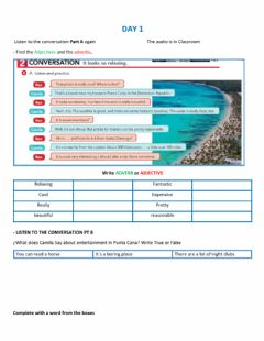 Interactive worksheet Adverbs before Adjectives Listening