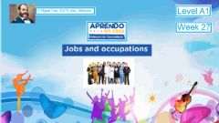 Ficha interactiva Jobs and occupations