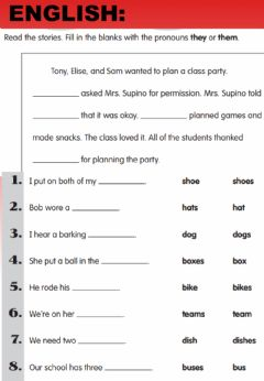 Interactive worksheet WEEK 32: TUESDAY: Past