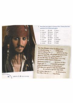 Interactive worksheet Complete the text about Pirates of the Caribbean