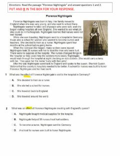 Interactive worksheet Cause and Effect Quiz