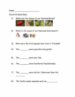 Interactive worksheet Independence Day and The Amerindians