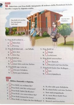 Interactive worksheet Pestalozzi Schule