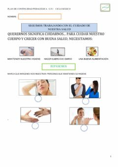 Interactive worksheet 11-11lautaro alimentacion saludable