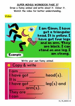 Interactive worksheet 8: The Robot