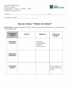 Interactive worksheet Guatemala 3
