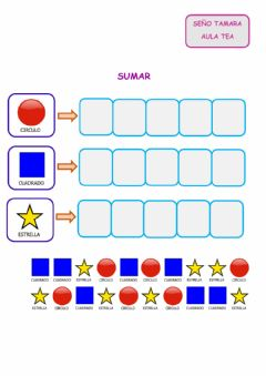 Interactive worksheet Contar