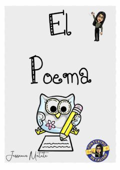 Interactive worksheet El poema - Miss Jessenia Matute