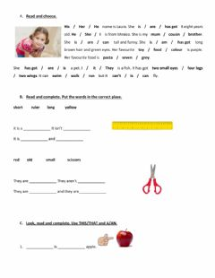 Interactive worksheet Achievement Written Test