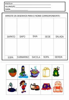 Interactive worksheet Auto ditatdo