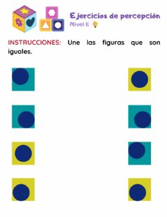 Interactive worksheet Percepcion