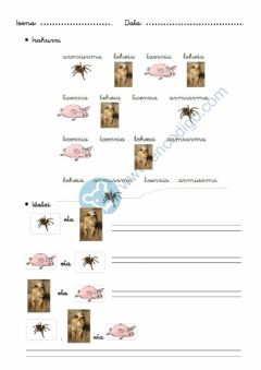 Interactive worksheet Animaliak 2