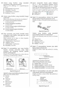 Interactive worksheet Sains tg4 objektif ms6