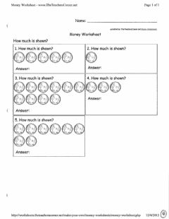 Interactive worksheet Dimes Pg 4
