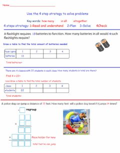 Ficha interactiva Problem solving( Multiplication)