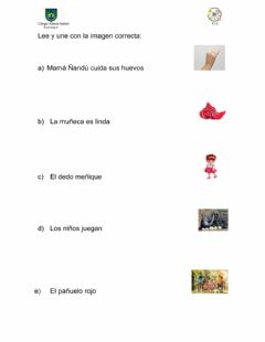 Interactive worksheet Letra Ñ