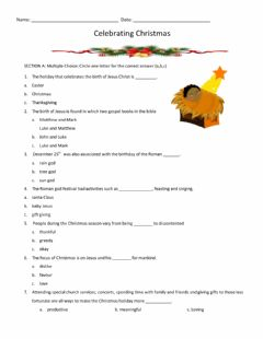 Interactive worksheet Celebrating Christmas