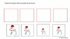Interactive worksheet Natale