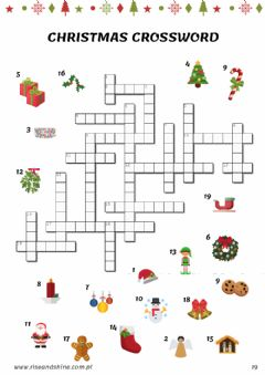 Interactive worksheet Christmas Activities