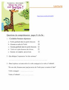 Interactive worksheet Lecture