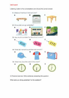 Interactive worksheet Revision A2