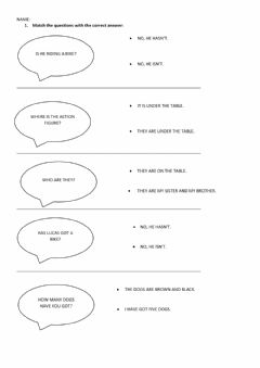 Interactive worksheet Practice for the final