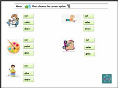 Interactive worksheet In the class1