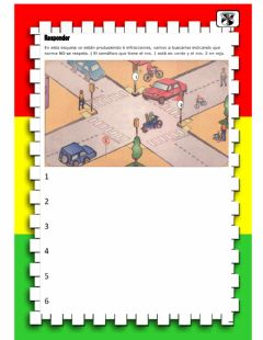Interactive worksheet Ev dial 14