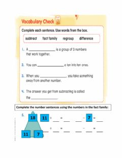 Interactive worksheet Chapter 4 review