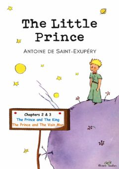 Interactive worksheet The Little Prince Ch2-3