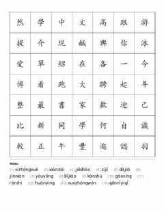 Interactive worksheet 学华语向前走第二册第一课