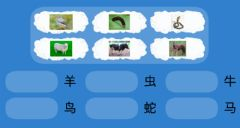 Interactive worksheet Animal