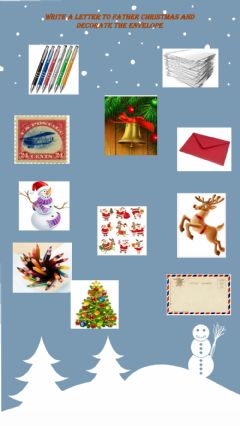 Ficha interactiva How Winston delivered Christmas