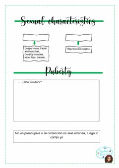 Interactive worksheet Reproduction