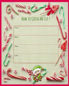Interactive worksheet How to Catch an Elf