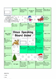 Interactive worksheet Christmas questions